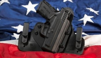 10 Best Concealed Carry Holsters Reviewed