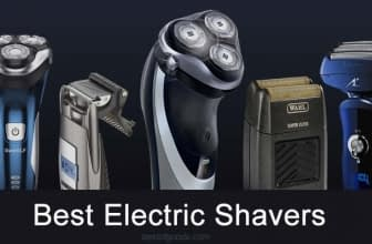 The 10 Best Electric Shavers for Men Reviewed