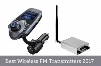 Top 10 Best Car Bluetooth FM Transmitters Reviewed