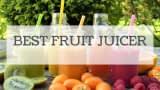 Find The Best Juicer – Comparison