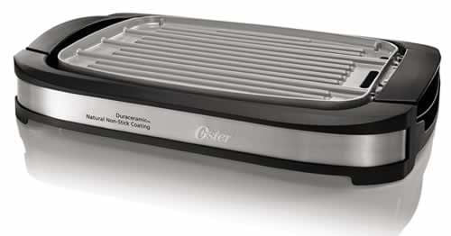Oster CKSTGR3007-ECO DuraCeramic Reversible Grill Review
