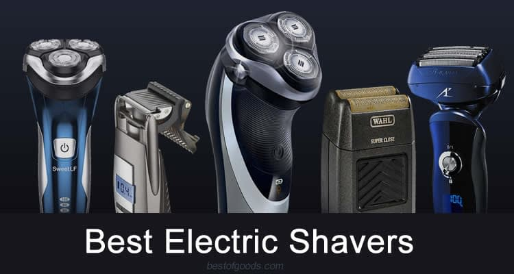which is the best electric shavers for men sensitive skin